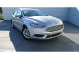 2017 Ingot Silver Ford Fusion S #115698411