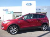 2014 Ruby Red Ford Escape Titanium 2.0L EcoBoost 4WD #115698661
