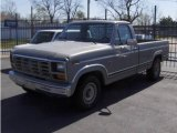 1986 Ford F150 XLT Regular Cab Data, Info and Specs