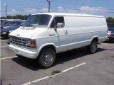 Dodge Ram Van 1989 Data, Info and Specs