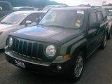 2007 Jeep Green Metallic Jeep Patriot Sport 4x4 #115698384