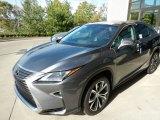 Lexus RX Data, Info and Specs