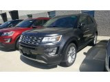 2017 Magnetic Ford Explorer Limited 4WD #115721081