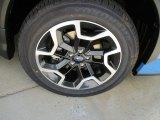 Subaru Crosstrek 2016 Wheels and Tires