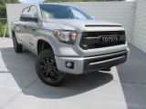 2017 Cement Toyota Tundra TRD PRO Double Cab 4x4 #115720693