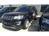 2017 Shadow Black Ford Explorer XLT #115721109