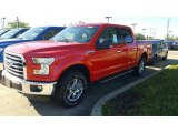 2016 Race Red Ford F150 XLT SuperCrew 4x4 #115759317