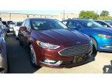 2017 Burgundy Velvet Ford Fusion SE #115759418
