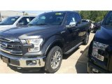 2016 Magnetic Ford F150 XLT SuperCab 4x4 #115759310