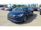 2017 Lakeside Blue Hyundai Sonata Sport #115759196
