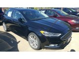 2017 Shadow Black Ford Fusion Titanium #115759402