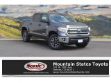 2017 Magnetic Gray Metallic Toyota Tundra SR5 CrewMax 4x4 #115758768
