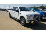 2016 Oxford White Ford F150 XLT SuperCrew 4x4 #115759383
