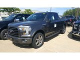 2016 Magnetic Ford F150 XLT SuperCab 4x4 #115759379