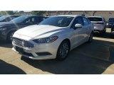 2017 Oxford White Ford Fusion SE #115759375