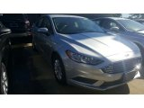 2017 Ingot Silver Ford Fusion S #115759372