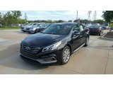 2017 Phantom Black Hyundai Sonata Limited #115759270