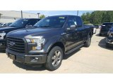 2016 Magnetic Ford F150 XLT SuperCab 4x4 #115759360