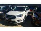 2017 White Platinum Ford Escape SE #115759358