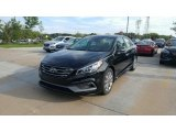 2017 Phantom Black Hyundai Sonata Limited #115759259