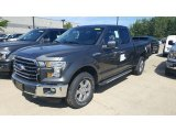 2016 Magnetic Ford F150 XLT SuperCab 4x4 #115759346