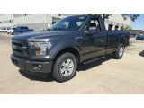 2016 Magnetic Ford F150 XL Regular Cab 4x4 #115759344