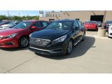 2017 Phantom Black Hyundai Sonata Limited #115759242