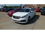 2017 Quartz White Pearl Hyundai Sonata Limited #115759237
