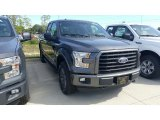 2016 Magnetic Ford F150 XL SuperCab 4x4 #115759324