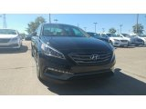 2017 Phantom Black Hyundai Sonata Limited #115759221