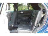 2016 Ford Explorer Police Interceptor 4WD Ebony Black Interior