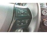 2016 Ford Explorer Police Interceptor 4WD Controls