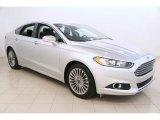 2013 Ingot Silver Metallic Ford Fusion Titanium #115759480