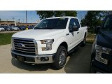2016 Oxford White Ford F150 XL SuperCab 4x4 #115759478