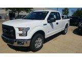 2016 Oxford White Ford F150 XL SuperCab 4x4 #115759456