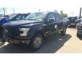 2016 Shadow Black Ford F150 XLT SuperCab 4x4 #115759451