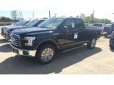 2016 Shadow Black Ford F150 XLT SuperCab 4x4 #115759444