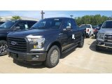 2016 Magnetic Ford F150 XLT SuperCab 4x4 #115759441