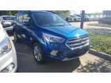 2017 Lightning Blue Ford Escape SE #115759437