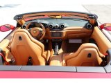 Ferrari California Interiors
