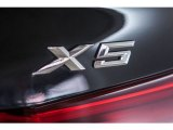 BMW X5 2014 Badges and Logos