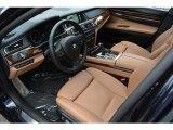 2014 BMW 7 Series Interiors