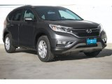 2016 Modern Steel Metallic Honda CR-V EX-L #115805048
