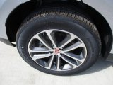Jaguar F-PACE Wheels and Tires