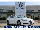 2017 Bellanova White Pearl Acura TLX V6 Technology Sedan #115812929