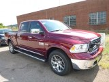 2017 Ram 1500 Limited Crew Cab 4x4 Data, Info and Specs