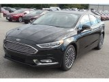 2017 Shadow Black Ford Fusion SE #115838652