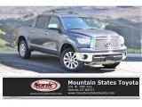 2013 Magnetic Gray Metallic Toyota Tundra Platinum CrewMax 4x4 #115838247