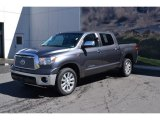 2013 Toyota Tundra Platinum CrewMax 4x4 Front 3/4 View