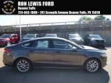 2017 Magnetic Ford Fusion SE #115838302